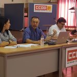 Es celebra el Consell de la FSC del  BLLAPAG a la seu de CCOO de Cornellà de Llobregat