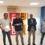 Es va inaugurar el nou local de CCOO Vilafranca del Penedès