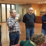 La Secció Sindical de CCOO de l'Ajuntament de Sant Feliu de Llobregat, el retrobament anual amb l'afiliació