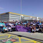 La FSC del BLLAPAG participa a tots els actes del 8 de Març
