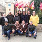 Un acord en plena vaga, posa final al conflicte col.lectiu a l'empresa Germark de Cornella de Llobregat