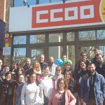 Jornades de formació de quadres sindicals de la FSC de CCOO a Cornellà de Llobregat